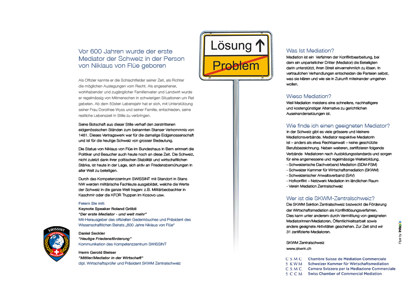 A5 Flyer: Art Direction, Typografie und Layout-Design